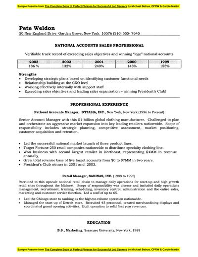 example of resumes for jobs. Sample-resume-sales